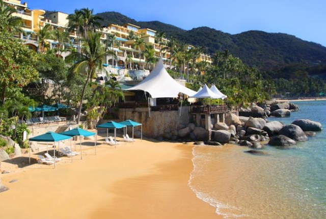 Camino Real Beach Resort, Acapulco