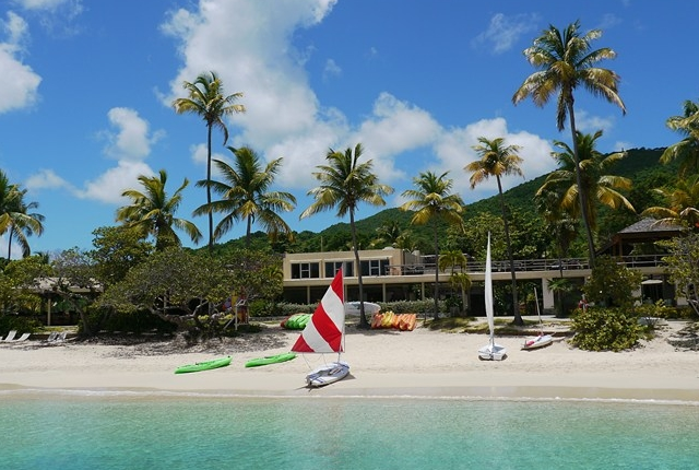 Caneel Bay Resort, Virgin Islands