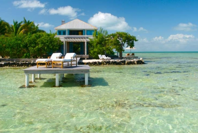 Cayo Espanto Beach Resort, Belize