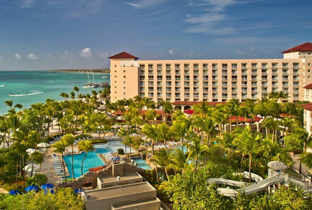 Hyatt Regency Aruba Beach Resort & Casino, Aruba