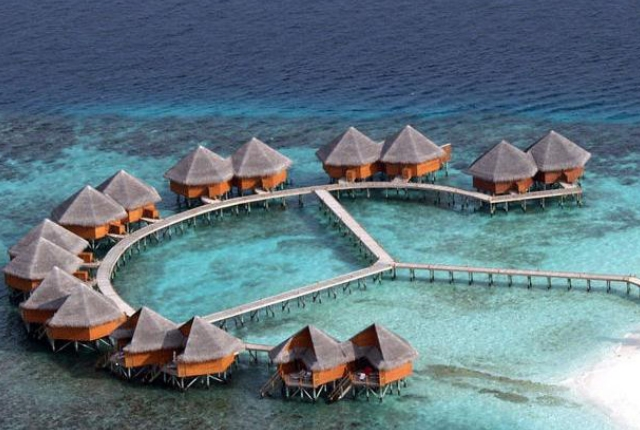 Reethi Rah Island Resort, Maldives