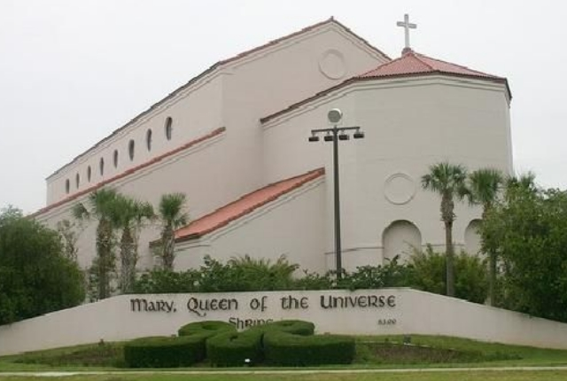 Basilica Of The National Sign Of The Mary, Queen Of The Universe