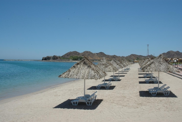 Beaches of Fujairah