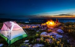 Breathtaking Camping Sites In The U.S.