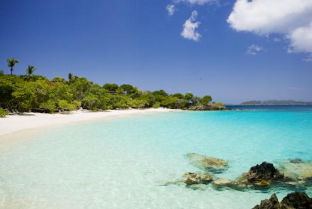 Beautiful Beaches In Virgin Islands Traveltourxp Com