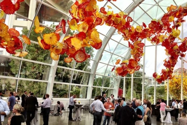 Chihuly's Garden And Glasshouse