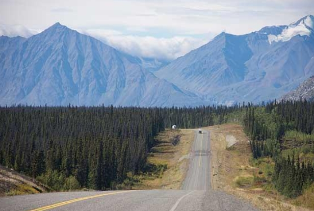Drive The Alcan