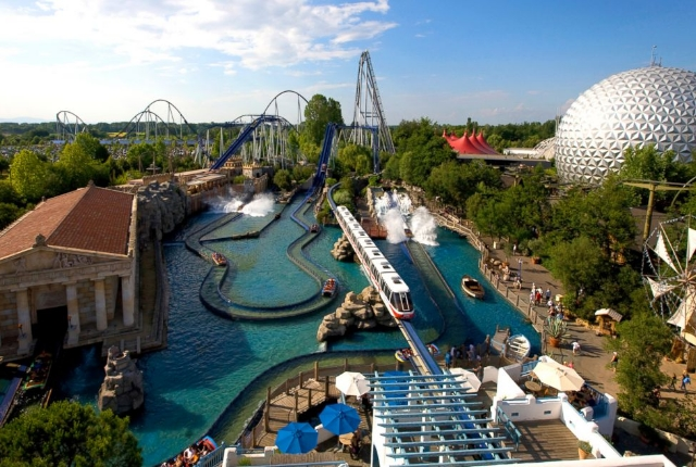 Europa-Park,Rust, Germany