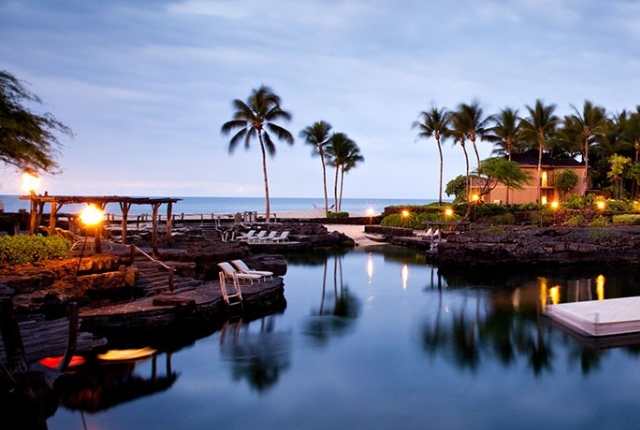 For Seasons Resort, Hualalai, Hawaii