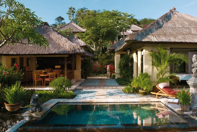 Four Seasons Resort, Jimbaran Bay, Bali