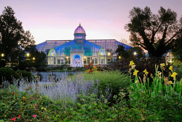 Franklin Park Conservatory And Botanical Garden