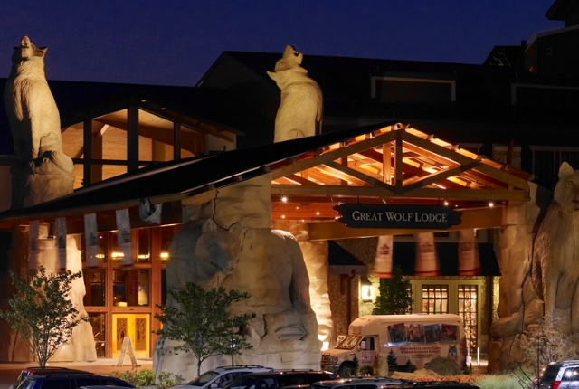 Great Wolf Lodge Grapevine