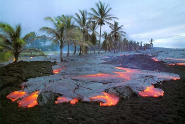 Hawaii's Volcano National Park