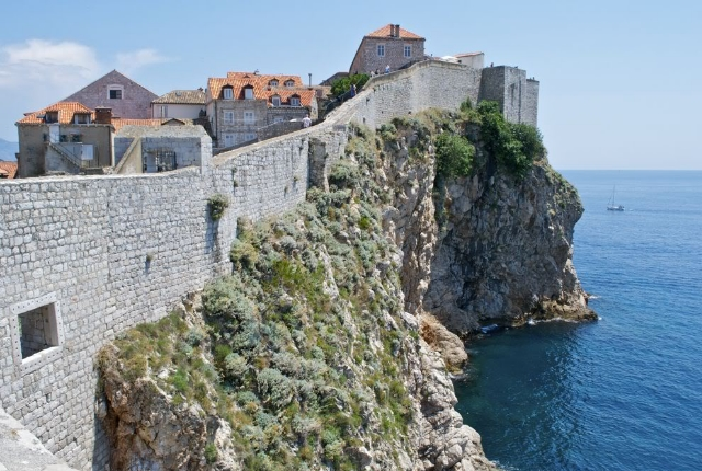Marvel At The 'Walls of Dubrovnik'