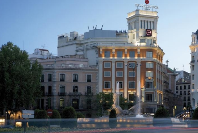 NH Collection Paseo Del Prado Madrid