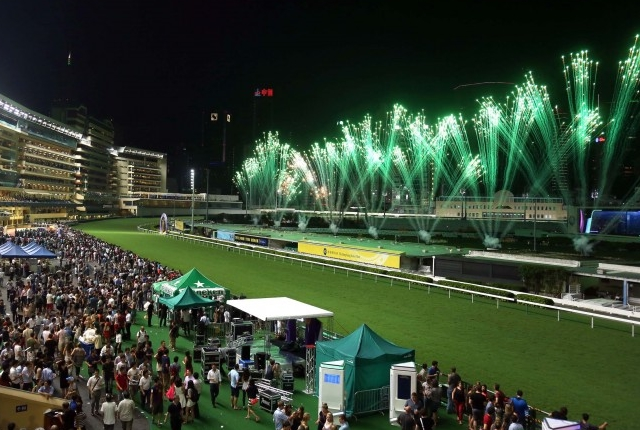 Plan an Outing To Happy Valley Racecourse