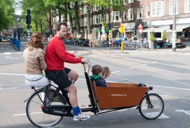 Rent a Bakfiets