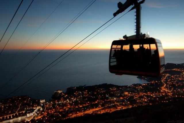 Take A Heart Stopping Cable Car Ride