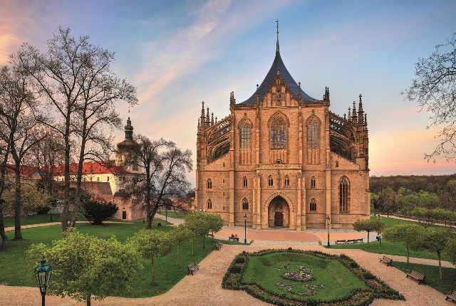Take In The Sights Of Kutna Hora