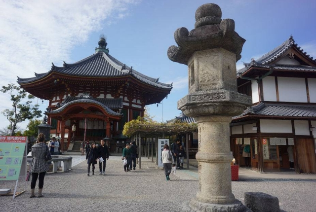 Temple City Historic Nara