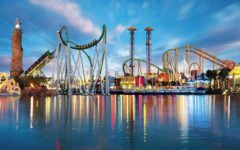 Theme Parks In The World
