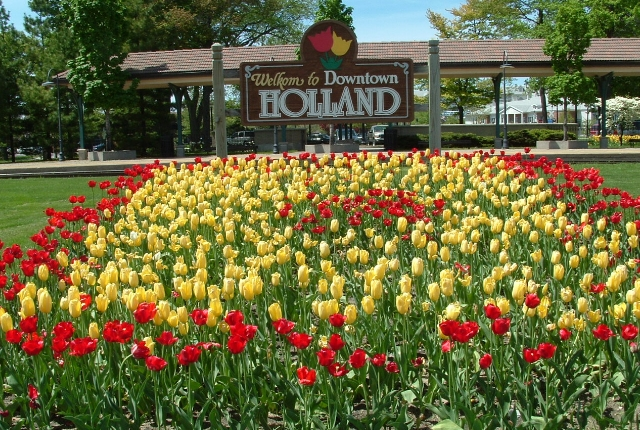 Tulip Time- Holland, Michigan