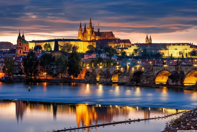 Visit The Historic Prague Castle