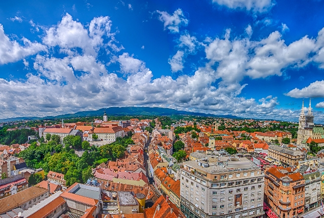 Walk Through The Labyrinthine Streets Of Zagreb