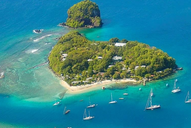 Young Island(St. Vincent And The Grenadines)