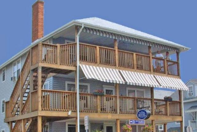 Luxury Beach Resorts In Maryland