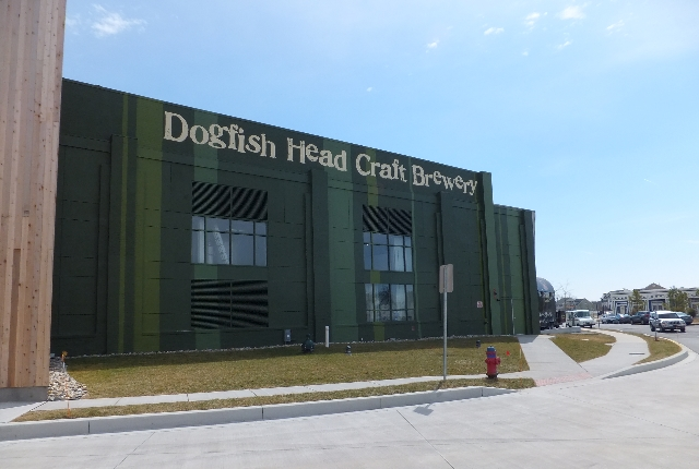 Dogfish Headcraft Brewery (Milton)