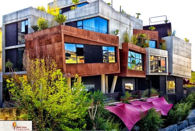 10 most amazing hotels in spain for Villabuena de alava