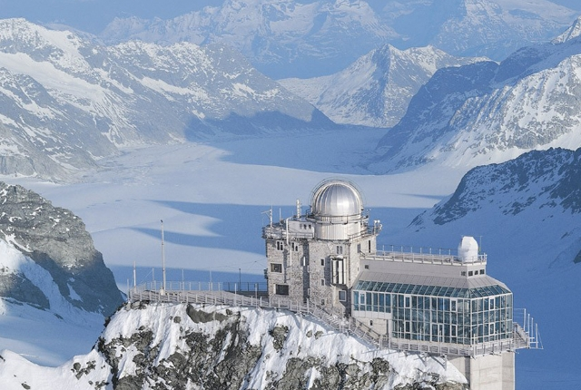 Jungfraujoch- The Top Of Europe