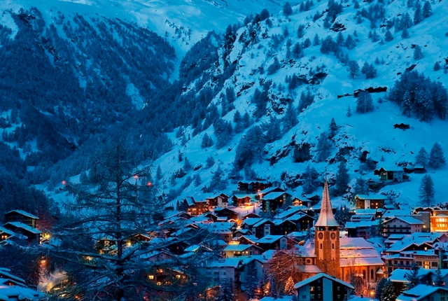 6 Awesome Tourist Attractions Of Switzerland