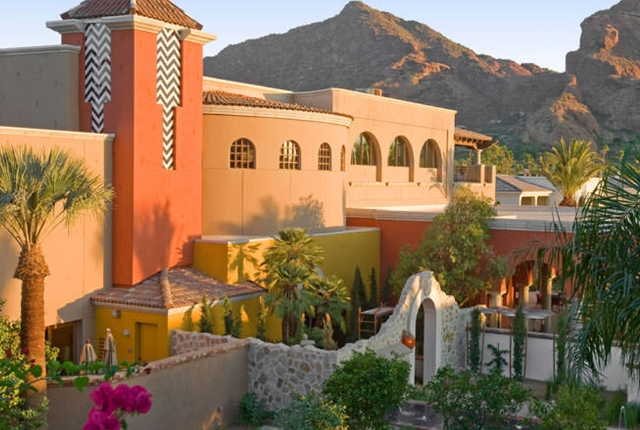 Montelucia Resort And Spa, Scottsdale