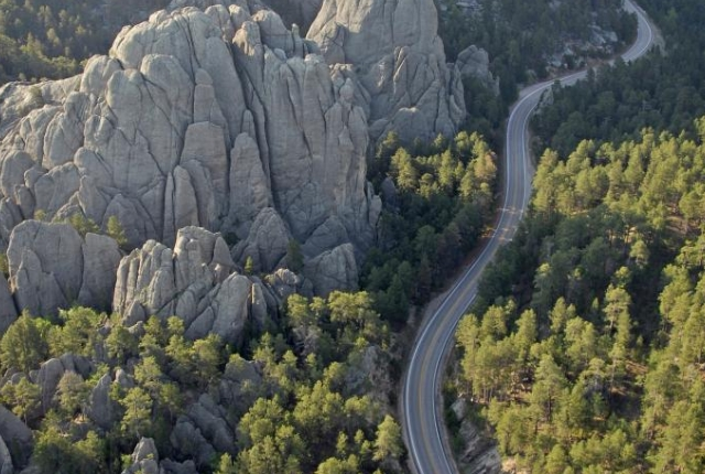 Native American Scenic Byway, North and South Dakota
