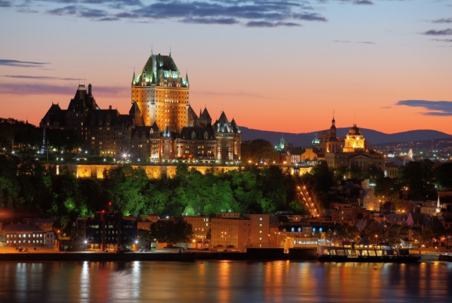Quebec Province and Quebec City