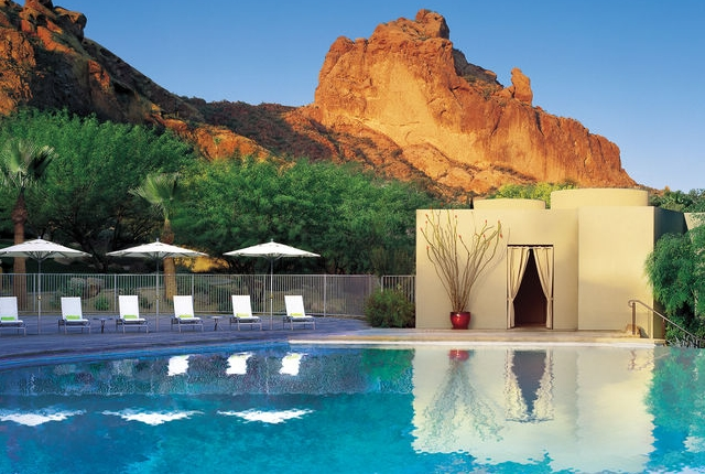 Sanctuary Camelback Resort And Spa