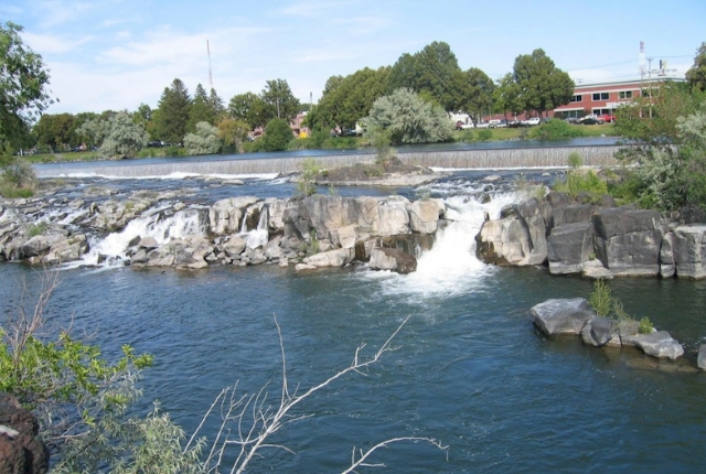 Snake River Greenbelt, Idaho Falls