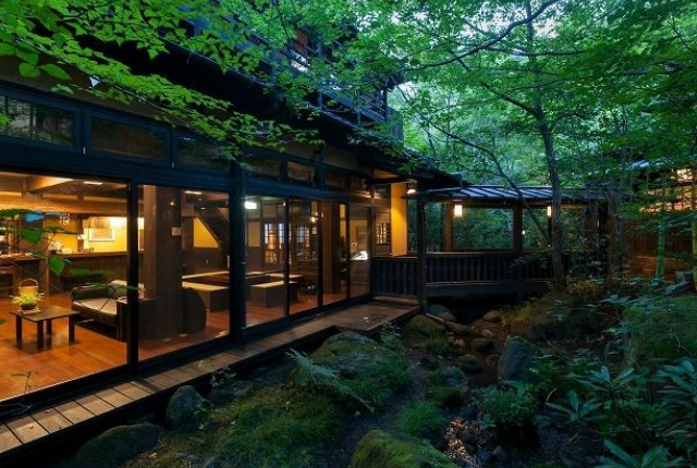 Stay In A Traditional Ryokan