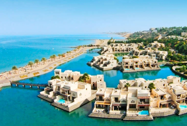 The Cove Rotana Resort Ras Al Khaimah