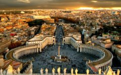 Attractions For Tourists In Vatican City