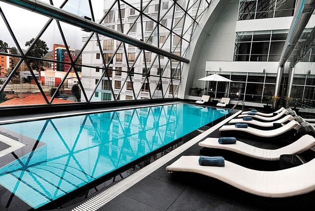 7 best luxury hotels in bolivia for Casas minimalistas la paz bolivia