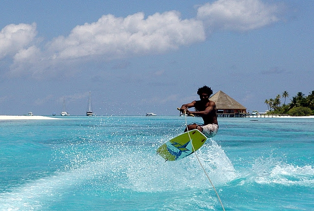 Catch Some Waves With Windsurfing