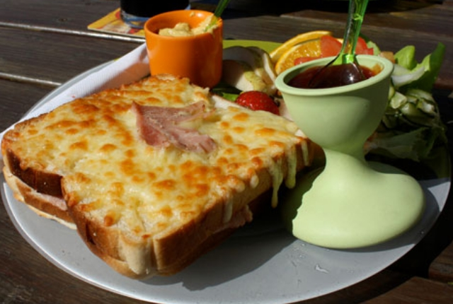 Croquet Monsieur
