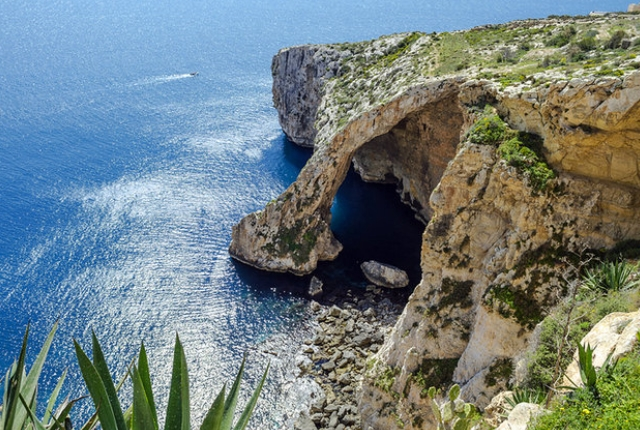 Discover The Fantastic Blue Grotto
