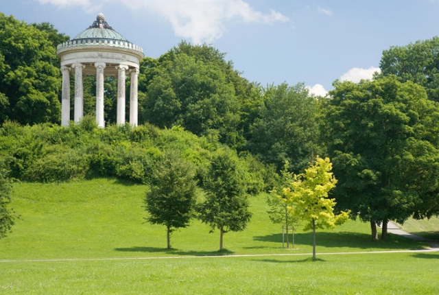 Enjoy The Sublime Beauty Of Englischer Garten