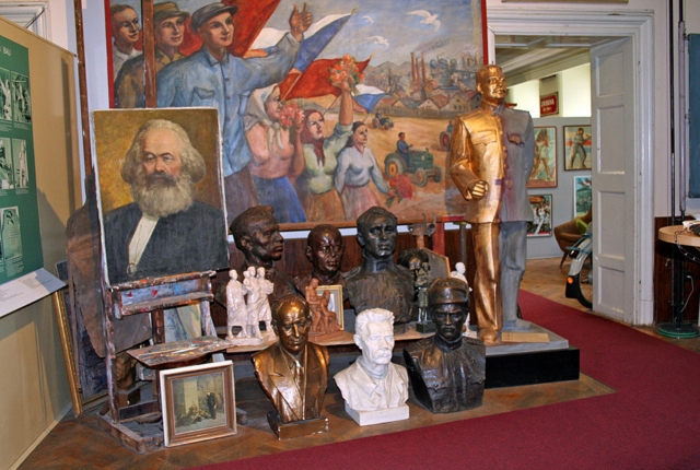 Experience The Gone Era At The Museum Of Communism