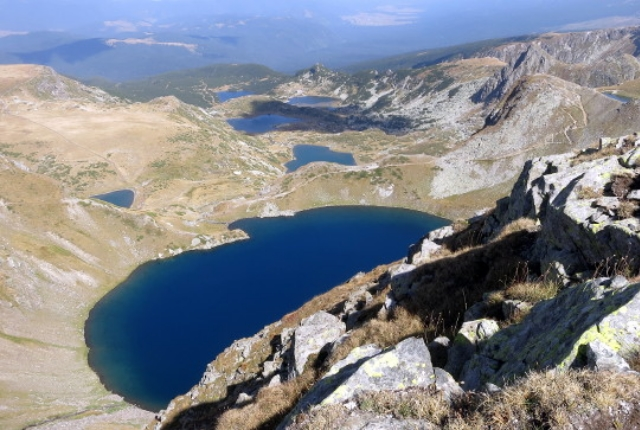Experience The Spectacular Natural Beauty Of Seven Rila Lakes