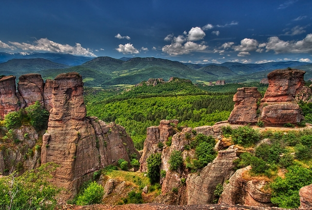 Explore The Belogradchik Rocks